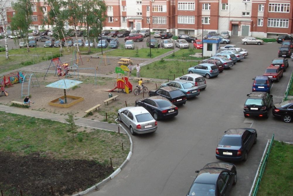 Если машина припаркована на газоне можно ли вызвать гаи