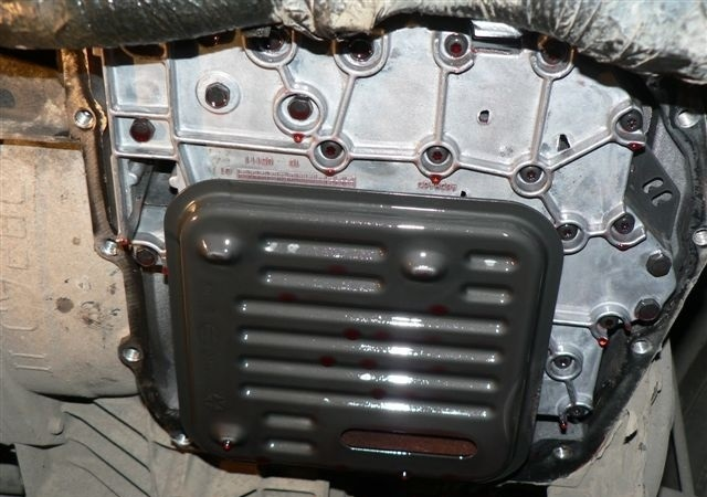 Коробка автомат производства Chrysler