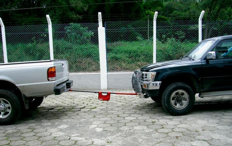 Буксировка автомобиля с коробкой автомат