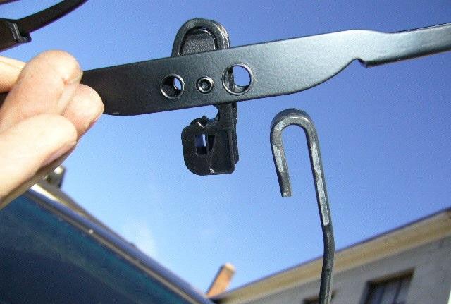 Крепление типа Hook