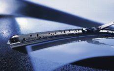 Скрип щёток стеклоочистителя