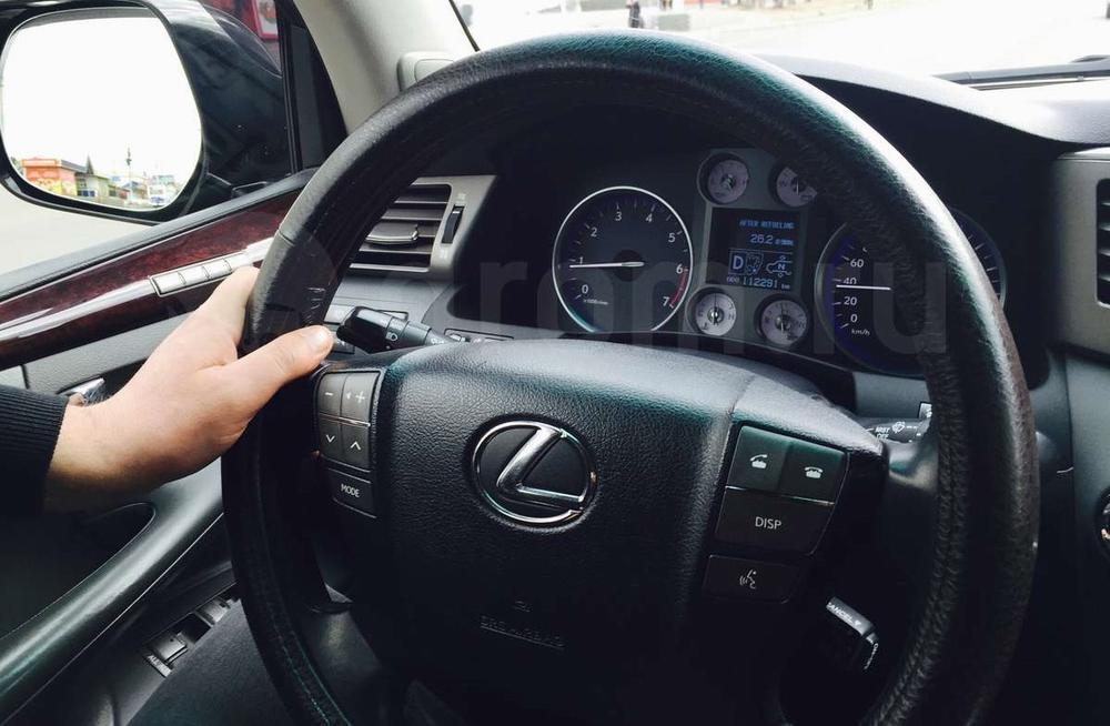 ГУР в дорогих автомобилях