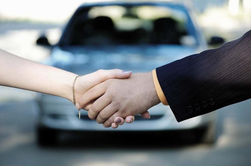 Продажа залогового автомобиля