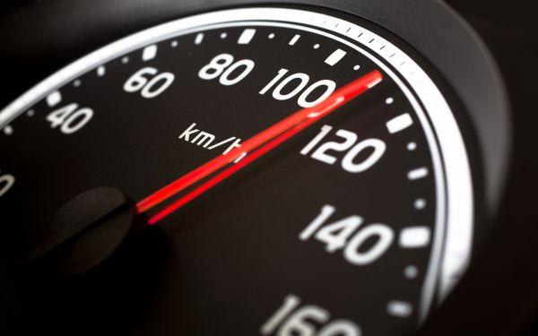 Езда с высокой скоростью