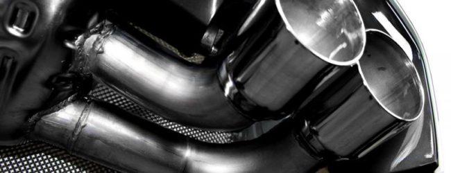 Элементы глушителя из нержавеющей стали