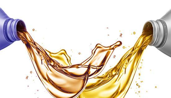Синтетическое и полусинтетическое масло