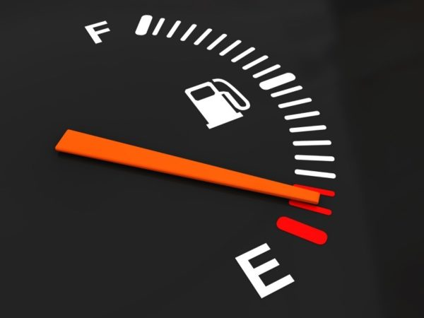 Повышенный расход бензина
