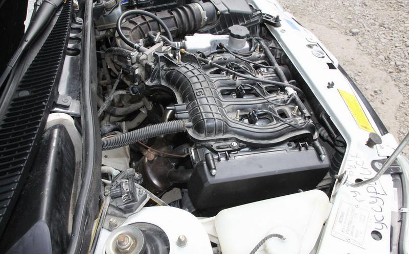 Двигатель после капиталки