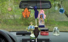 Освежитель воздуха в машину своими руками