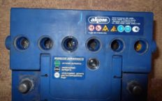 Замерз электролит в аккумуляторе