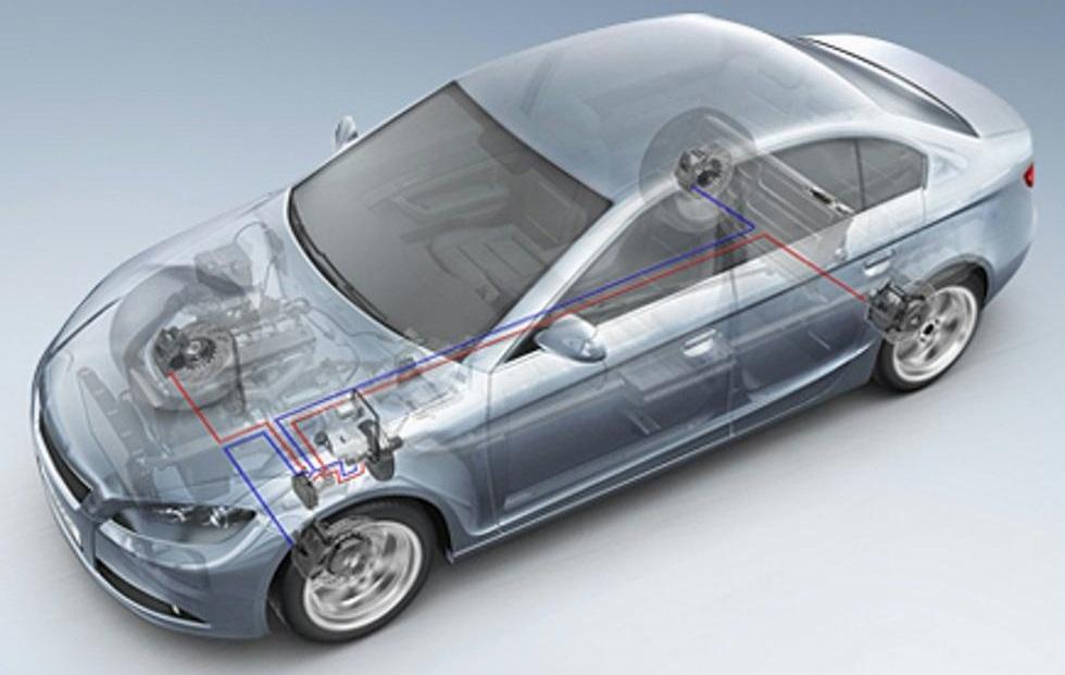 Как работает тормозная система автомобиля