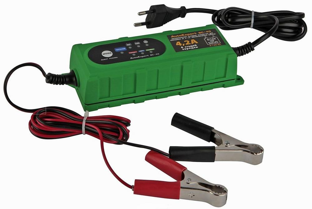Портативное зарядное устройство для АКБ