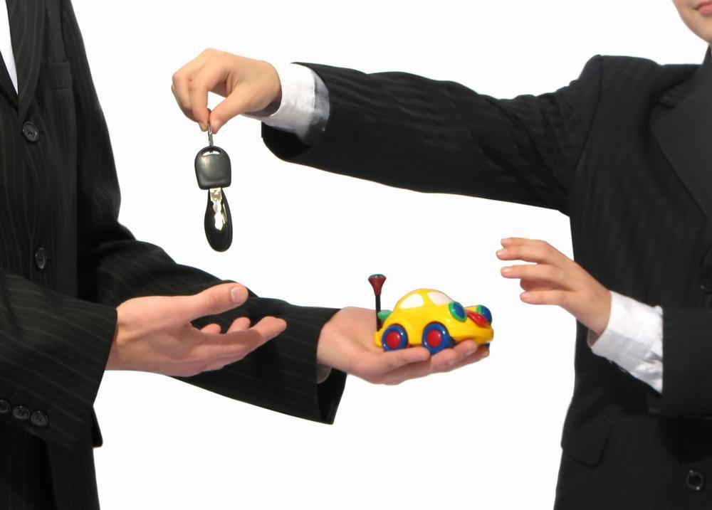 Как продать автомобиль с пробегом