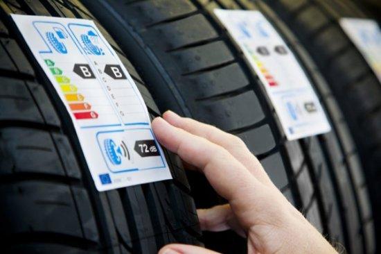 Обозначения на автомобильных шинах