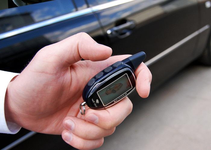 Установка сигнализации на автомобиль