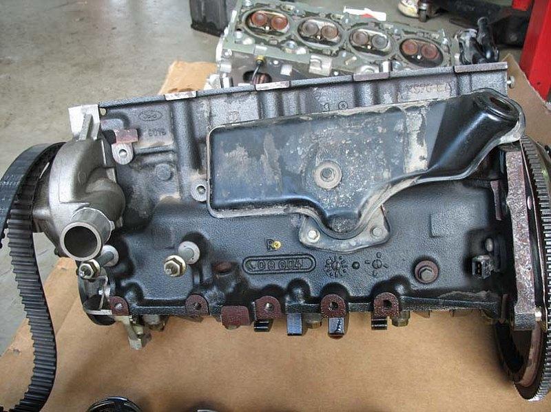Выход из строя двигателя