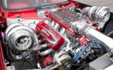 Мощность двигателя