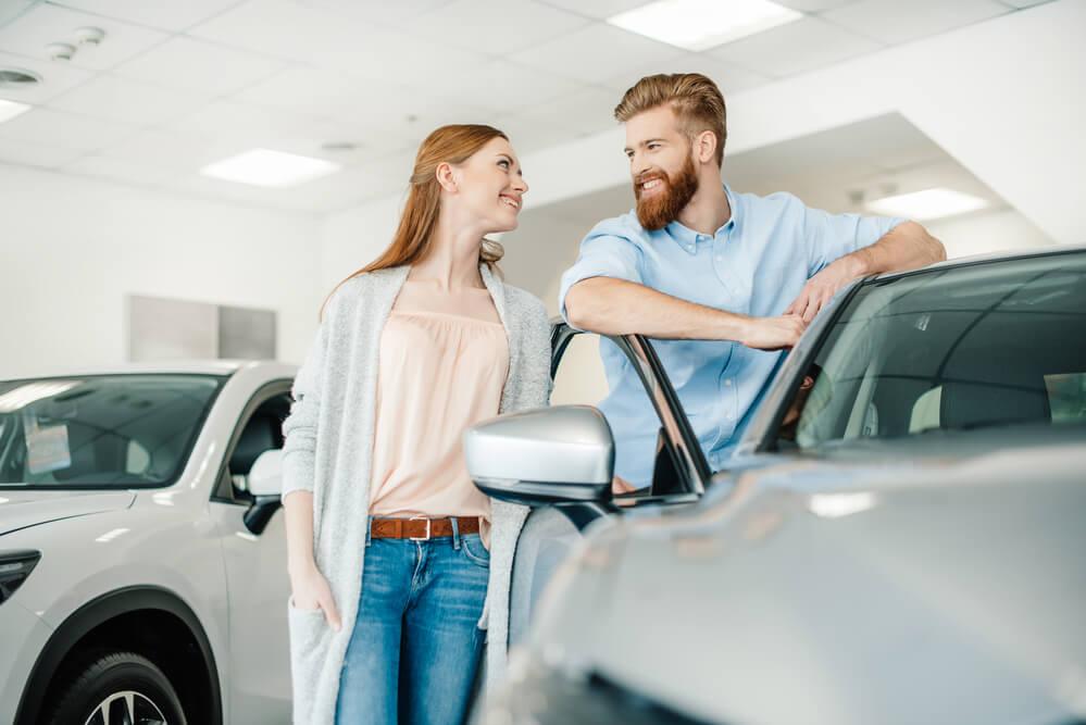 Выбор автомобиля для покупки в лизинг