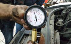 Как проверить давление масла в двигателе
