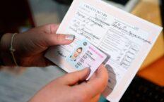 Как восстановить утерянные водительские права