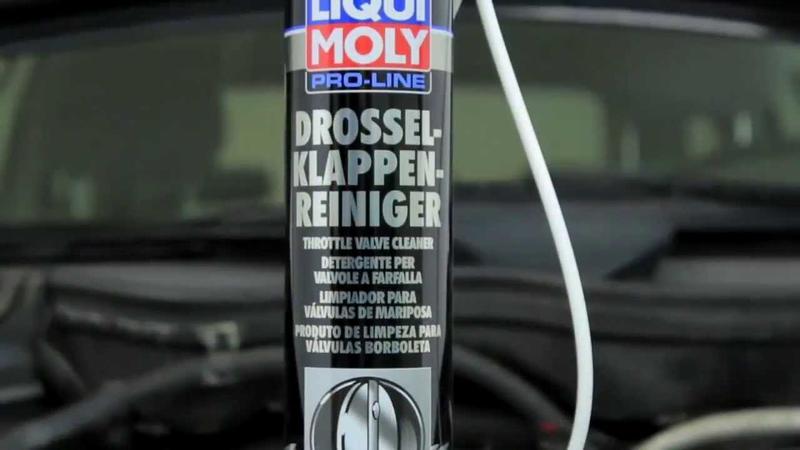 Liqui Moly Pro-line Drosselklappen-Reiniger