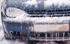 Эксплуатация автомобиля в сильный мороз