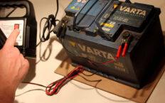 При зарядке аккумулятора кипит электролит