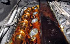Бензин в масле двигателя причины