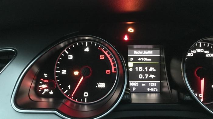 Низкое давление в системе подачи топлива